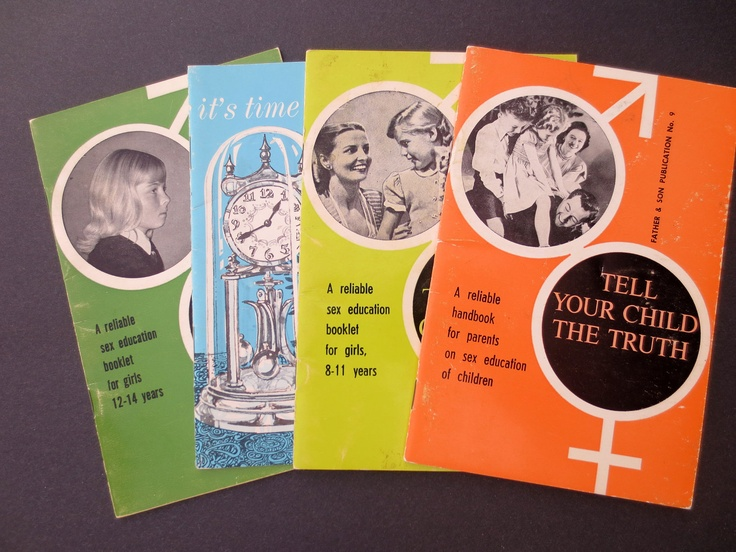 sex education booklets
