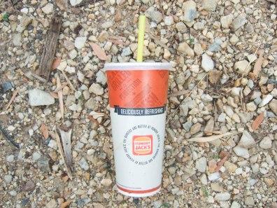 Hungry Jacks cup