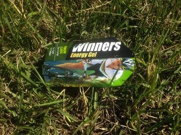 Winners energy gel