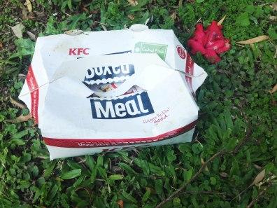 KFC meal deal