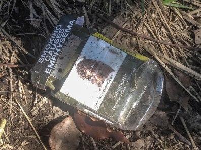 Longreach cigarette pack
